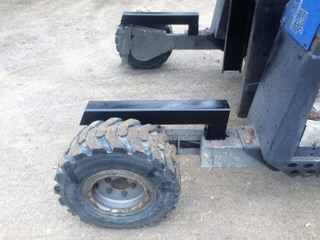 Transportablage Stapler